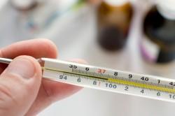 Резкое повышение температуры - симптом цирроза печени