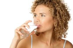 Обильное питье перед УЗИ