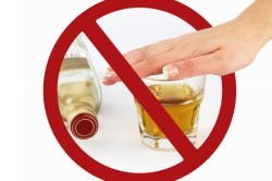 Отказ от алкоголя при подготовке к УЗИ