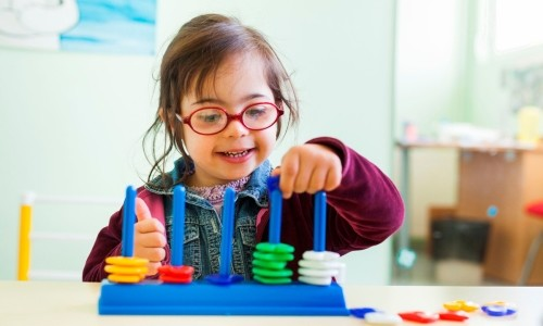 Синдром Дауна у детей