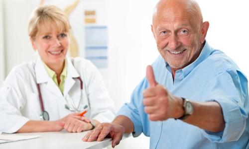 Лечение печени у врача