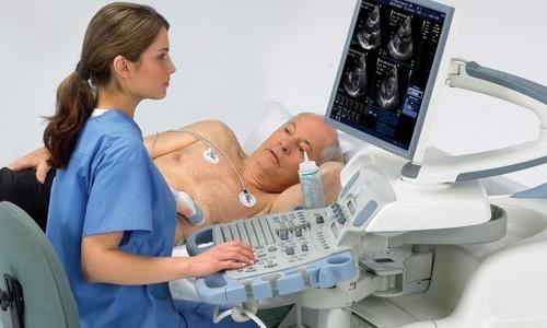 Процедура диагностического УЗИ печени