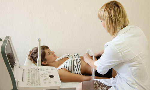 УЗИ для диагностики внематочной беременности