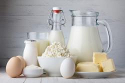 Вред молочных продуктов перед УЗИ