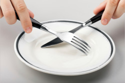 Воздержание от приёма пищи перед проведением процедуры