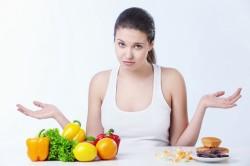 Исключение некоторых продуктов из питания перед УЗИ