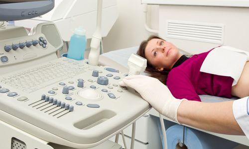 Проведение ультразвукового исследования женских органов